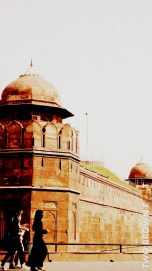 The Red Fort - Delhi, India.