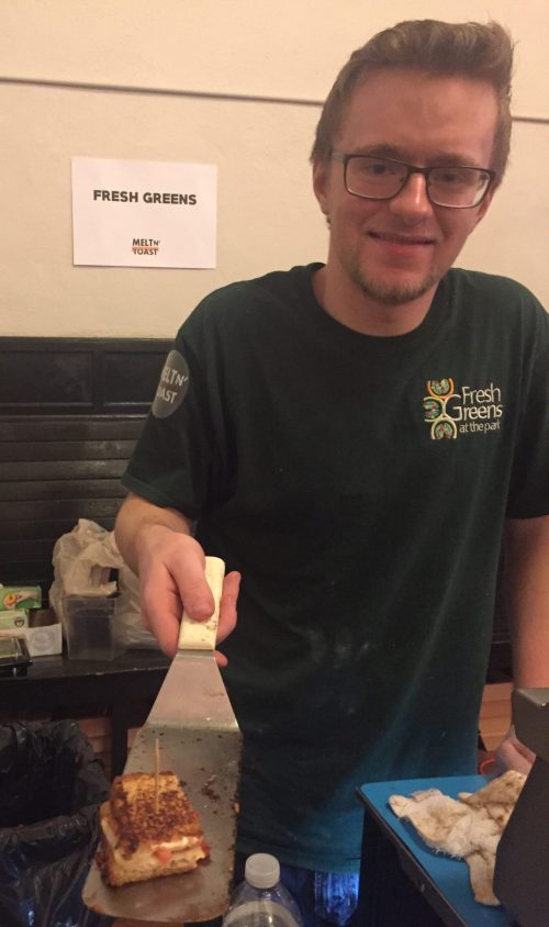 2BD - Melt N Toast_Fresh Greens