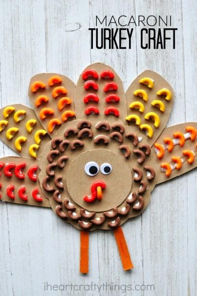 macaroni-turkey-craft