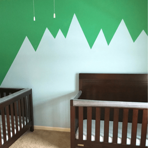 nursery painting made simple