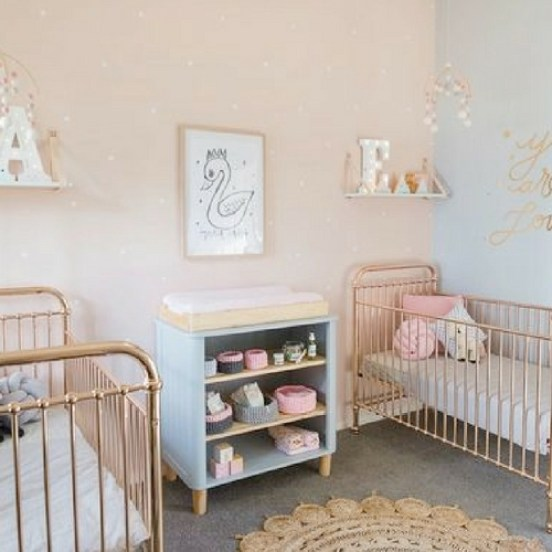 30 Ideas for Creating Your Twin Nursery | Two Came True