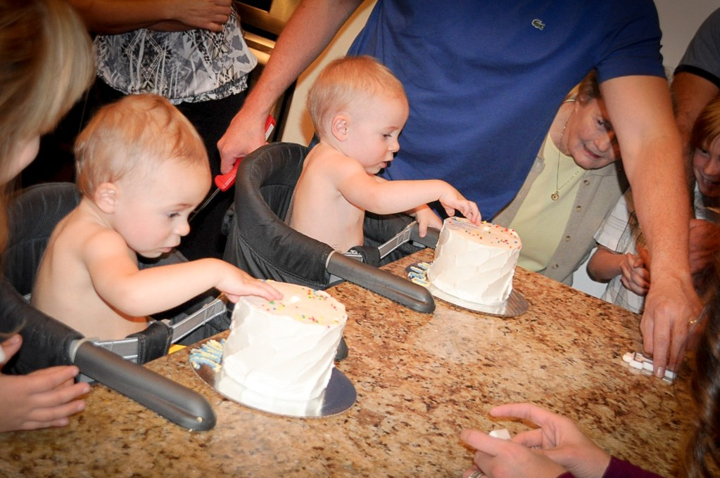 birthday traditions for twins