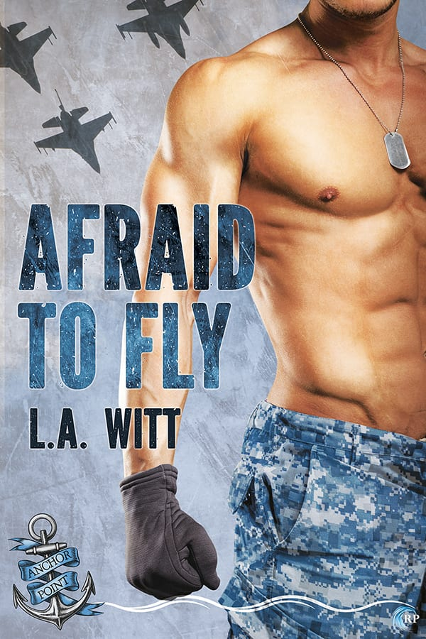 Afraid to Fly by L.A. Witt: Blog Tour, Review and Giveaway