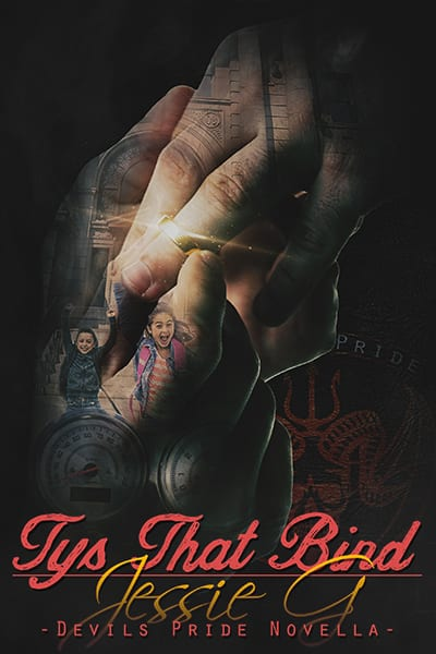 Tys That Bind by Jessie G: Release Day Blitz and Review, Exclusive Excerpt and Giveaway