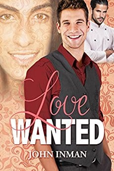 Love Wanted by John Inman: Release Day Review with Giveaway