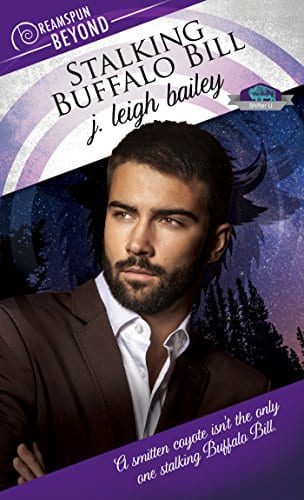 Stalking Buffalo Bill by j. leigh bailey: Release Day Review and Giveaway