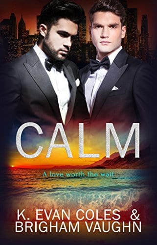 Calm by K. Evan Coles & Brigham Vaughn: Release Day Review
