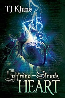 The Lightning Struck Heart by TJ Klune, Narration Michael Lesley: Audio Book Review with Giveaway