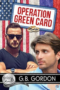 Operation Green Card by G.B. Gordon: Blog Tour, Release Day Review and Giveaway