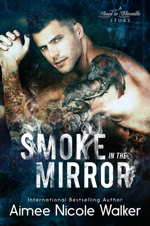 Smoke in the Mirror by Aimee Nicole Walker: Exclusive Excerpt, Release Day Review and Giveaway