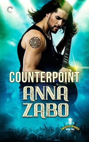 Couterpoint (Twisted Wishes #2) by Anna Zabo: Exclusive Excerpt, Blog Tour, Release Day Review and Giveaway