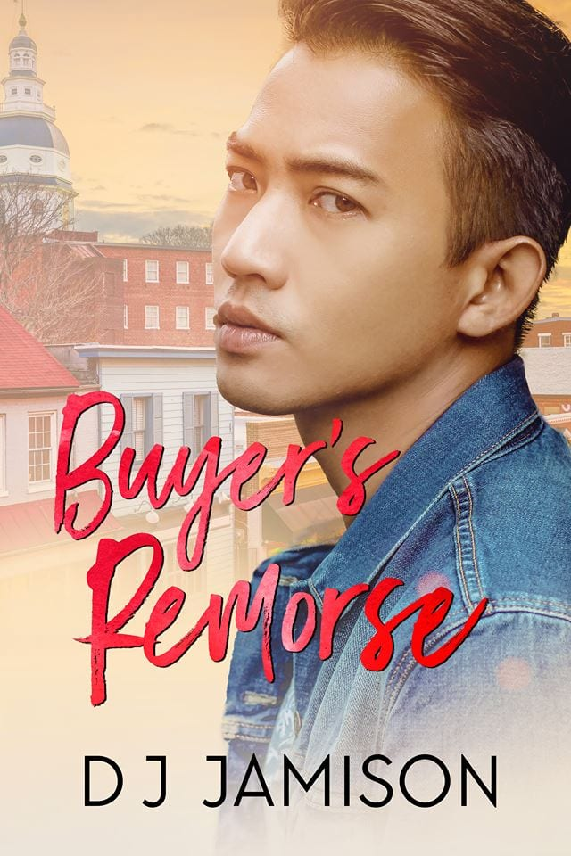 Buyers Remorse by DJ Jamison: Exclusive Excerpt, RDB and Giveaway