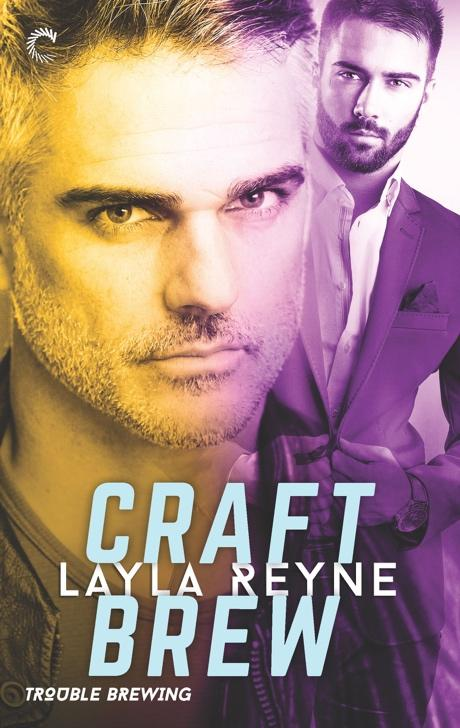 Craft Brew (Trouble Brewing #2) by Layla Reyne: Blog Tour, New Release Review, Excerpt and Giveaway