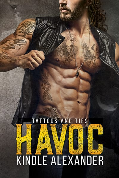 Havoc by Kindle Alexander: Blog Tour, Review and Giveaway