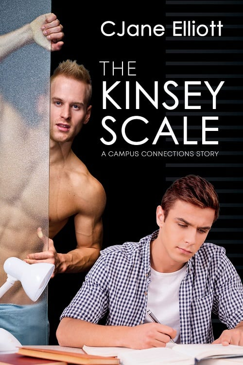 The Kinsey Scale by CJane Elliott: Exclusive Guest Post, Excerpt, Release Day Review and Giveaway