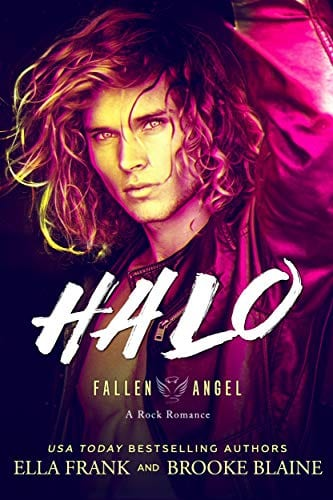 Halo (Fallen Angel Book 1) by Ella Frank and Brooke Blaine: New Release Review