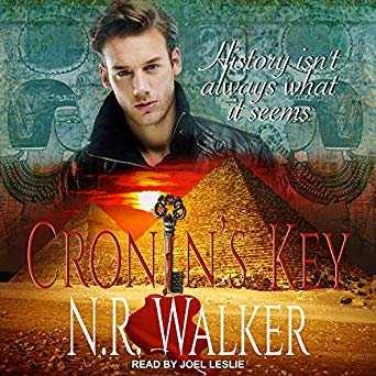 Cronin's Key I,II,III by NR Walker: Audiobook Reviews Narrated by Joel Leslie