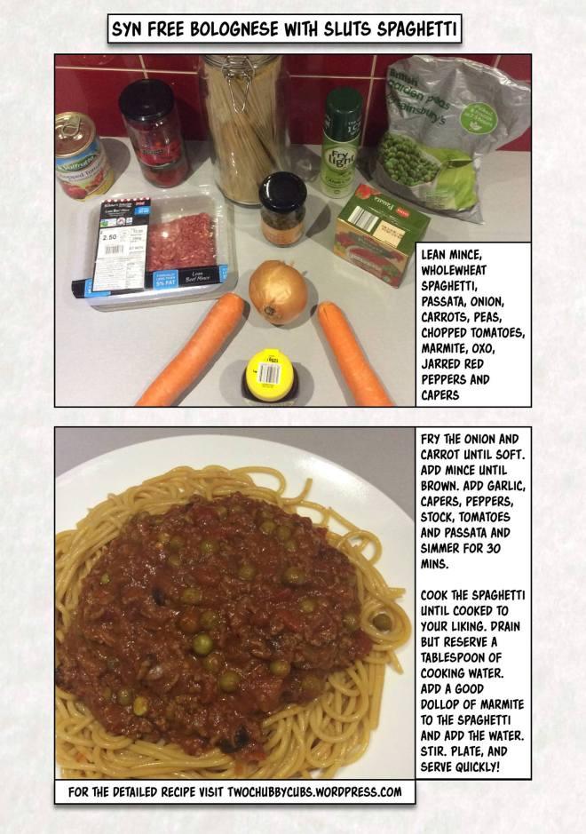 slutspaghetti recipe