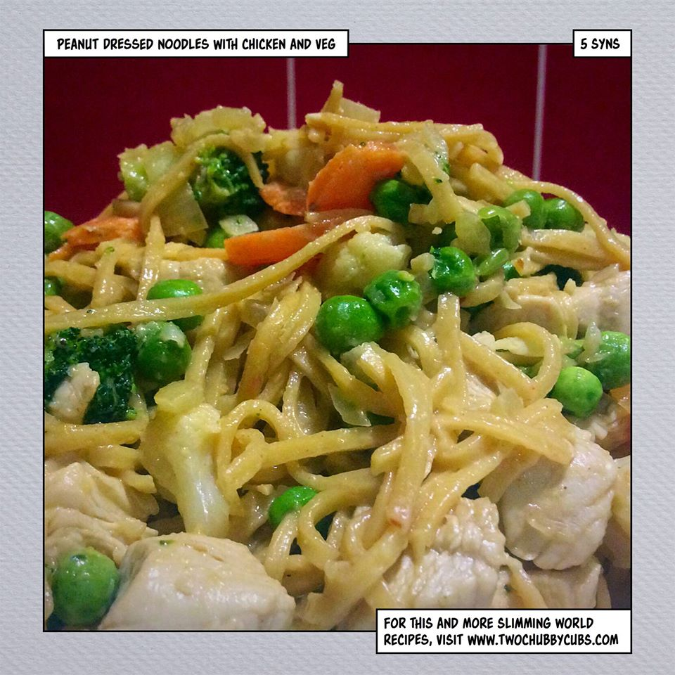 how to make chicken noodles better