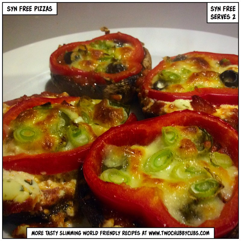 syn free pizza