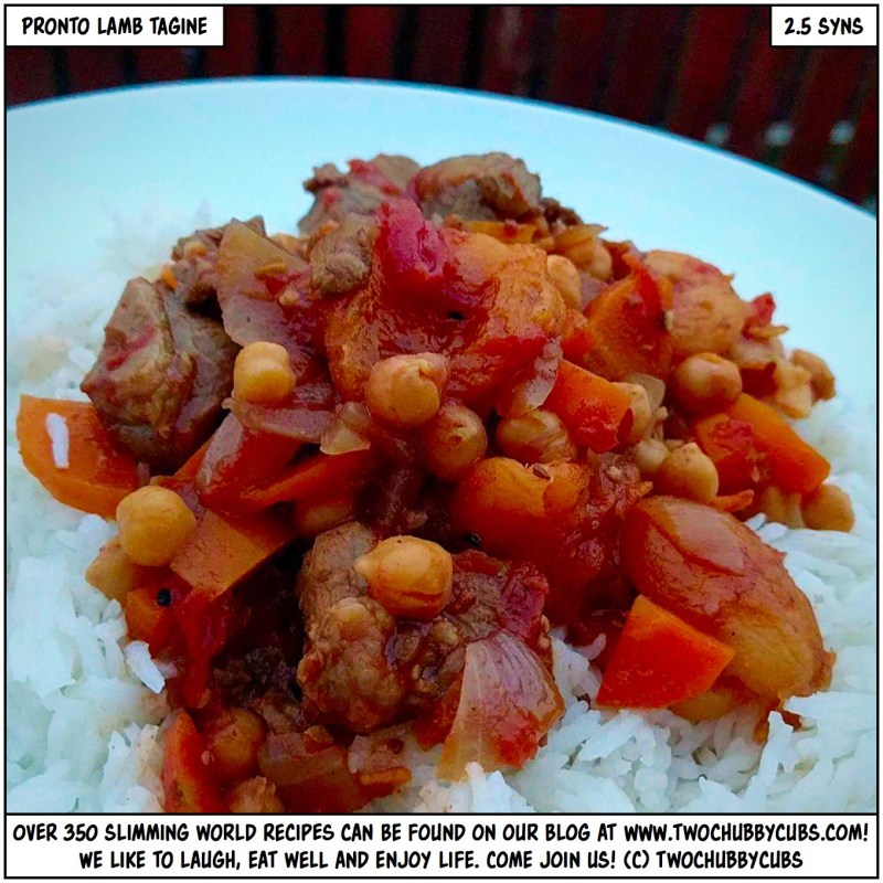 pronto lamb tagine