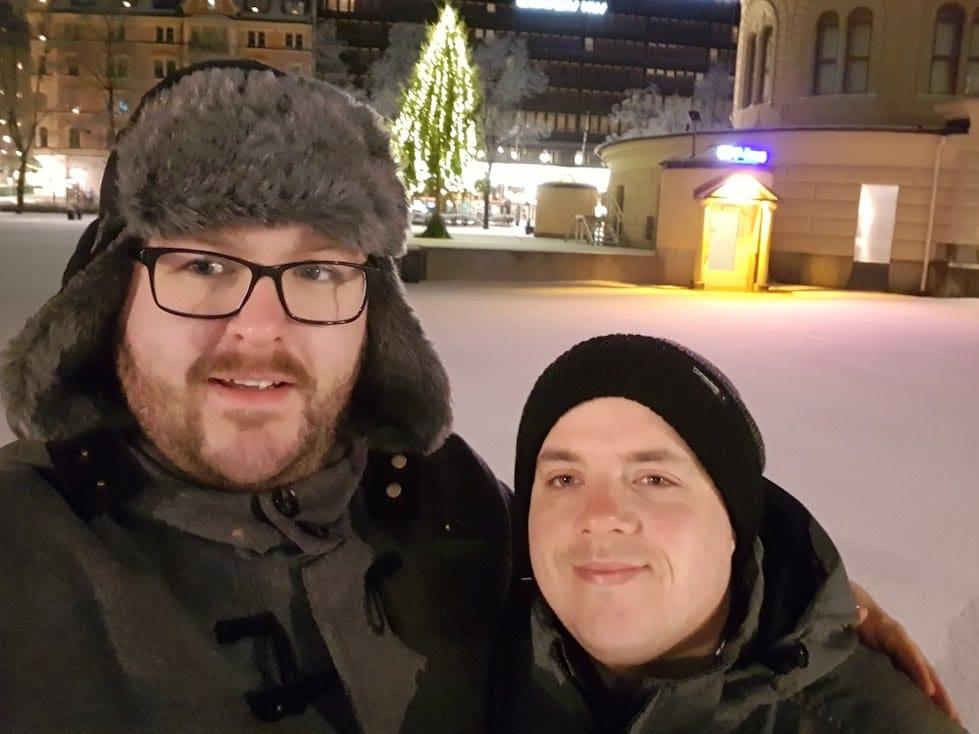 svensk amatör tube smile malmö