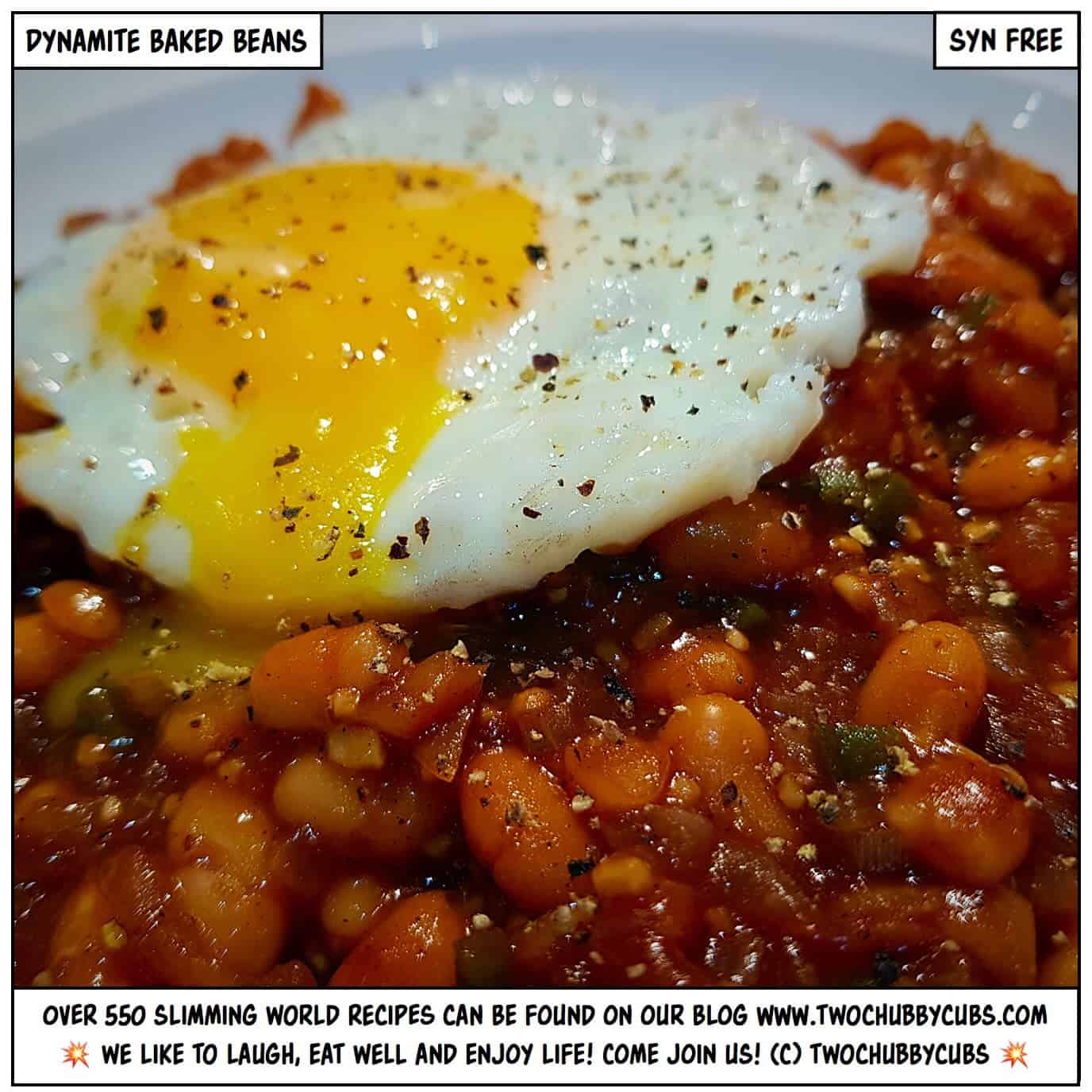 Dynamite Baked Beans Spicy Breakfast Time