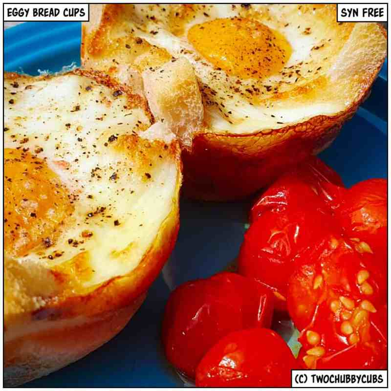 eggy bread cups