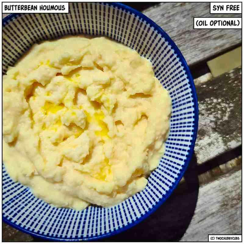 butterbean houmous