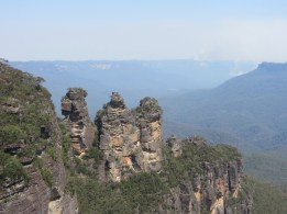 The Blue Mountains of New South Wales