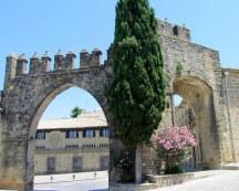 Stone gateway, Baeza