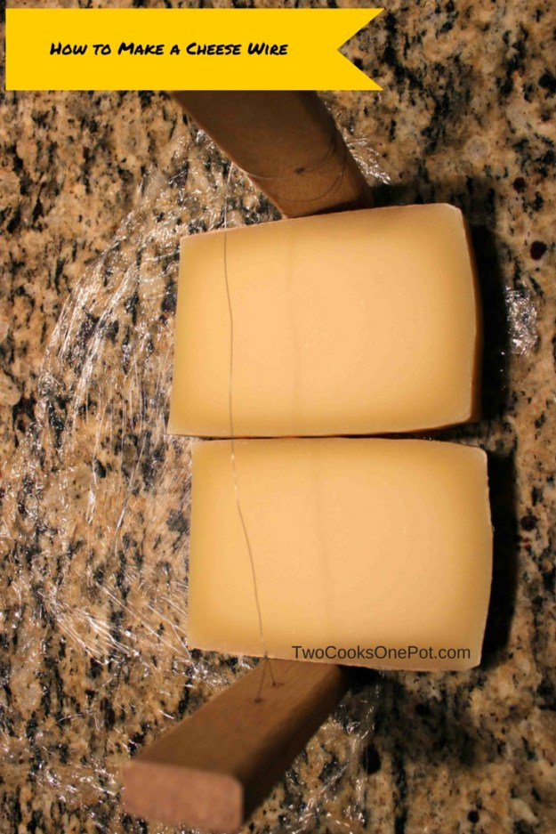 http://How to Make a Cheese Wire