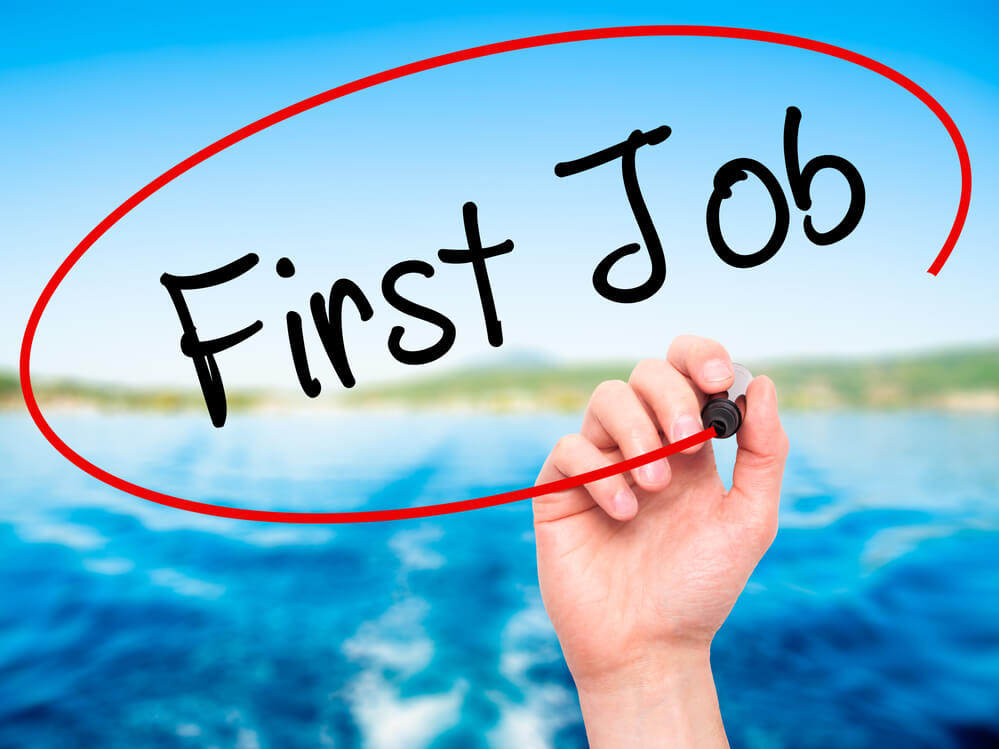Help prepare your teenager for a first job