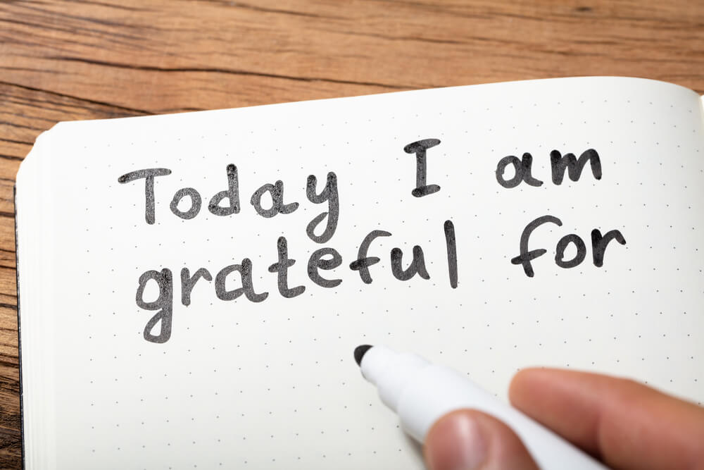 teaching children to be grateful