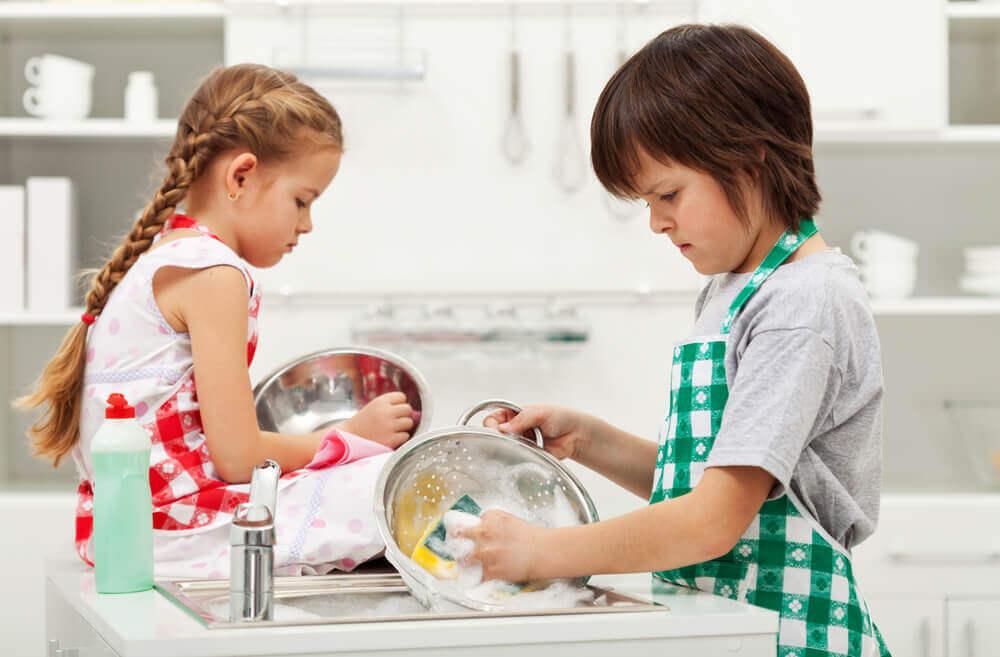 paid vs. unpaid chores