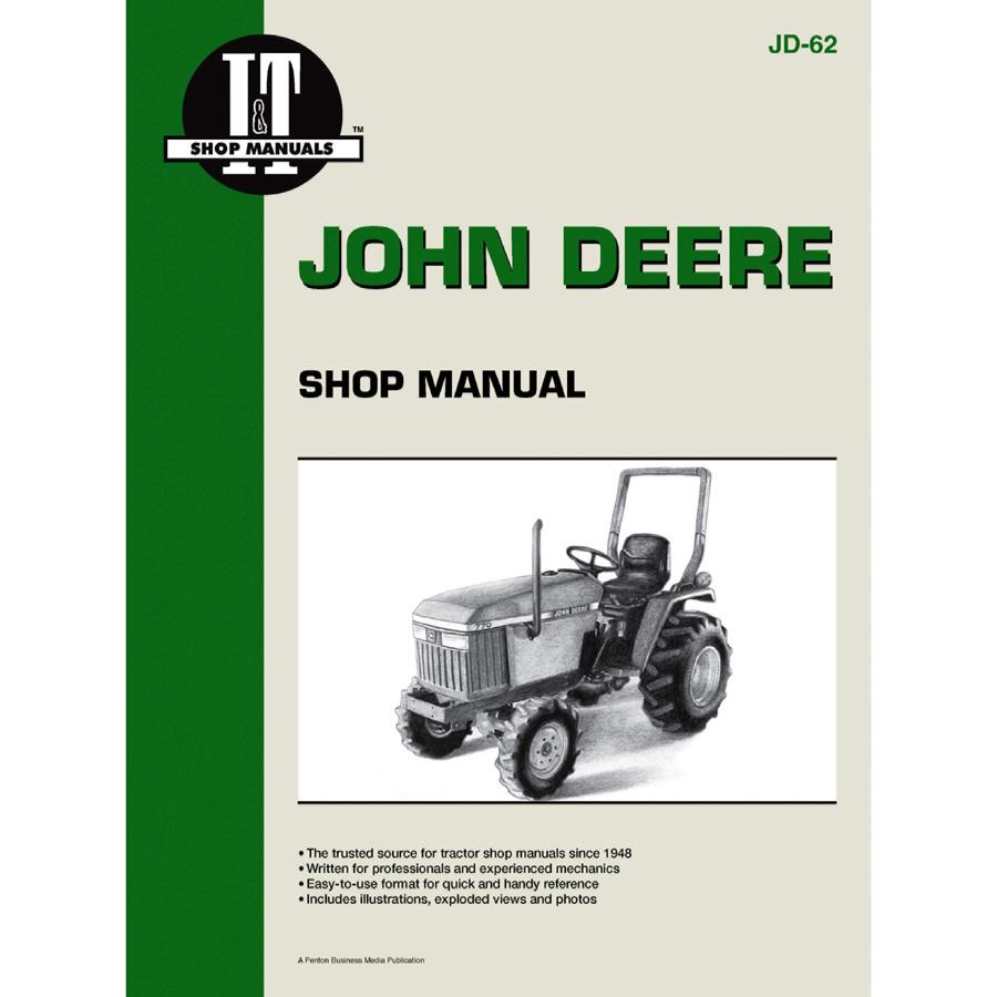 Axle 870 Front Deere John