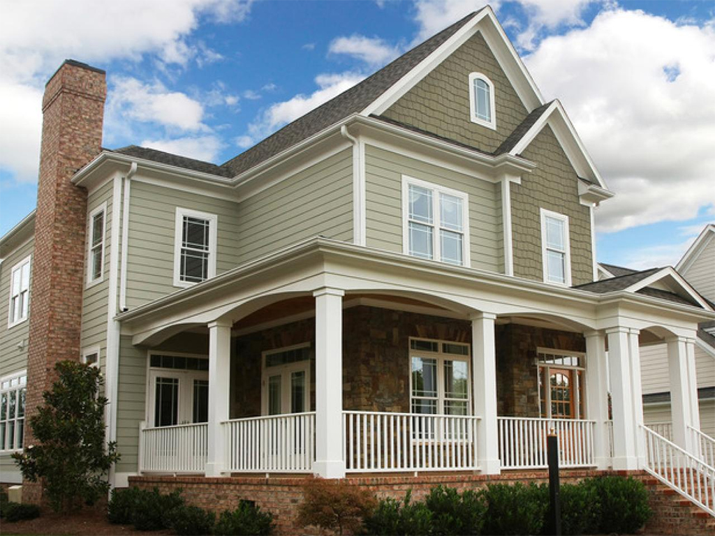 What Types Of Siding Are Paintable Two Day Painting