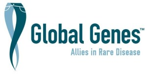 Global Genes Logo (PRNewsFoto/Global Genes)