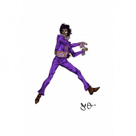 Purple Rain Over Ehlo