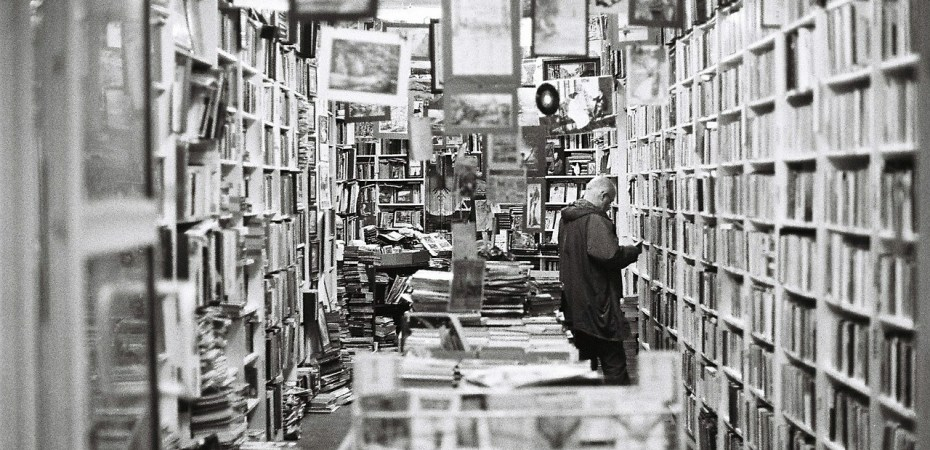 Authors Need an Amazon Author Page two drops of ink book store page