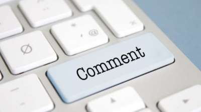 Comments Cement the Relationship Between Writer and Readers marilyn l davis two drops of ink