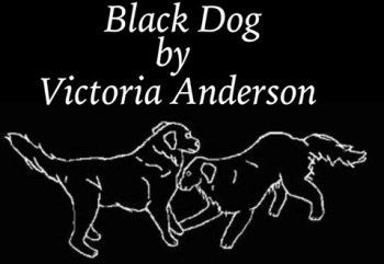 Poetry Break: Black Dog by Victoria Anderson Two Drops of Ink Marilyn L. Davis