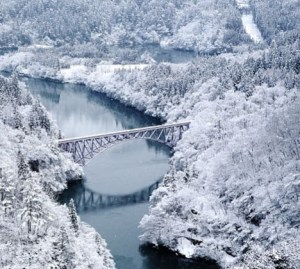 Poetry Break: Claudia Ricci: Poetry on an Icy Bridge marilyn l davis