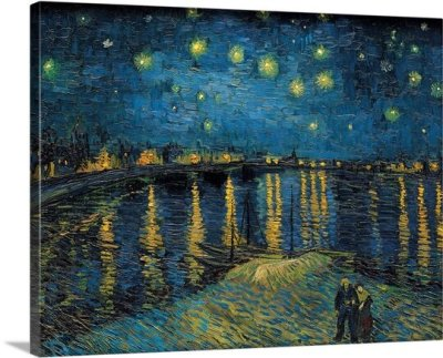 Poetry Break: Vincent and the Starry Night by Dr. Pragya Suman two drops of ink marilyn l davis