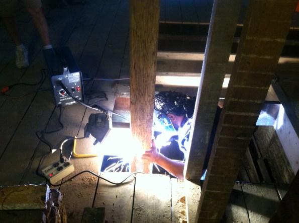 Dean welding