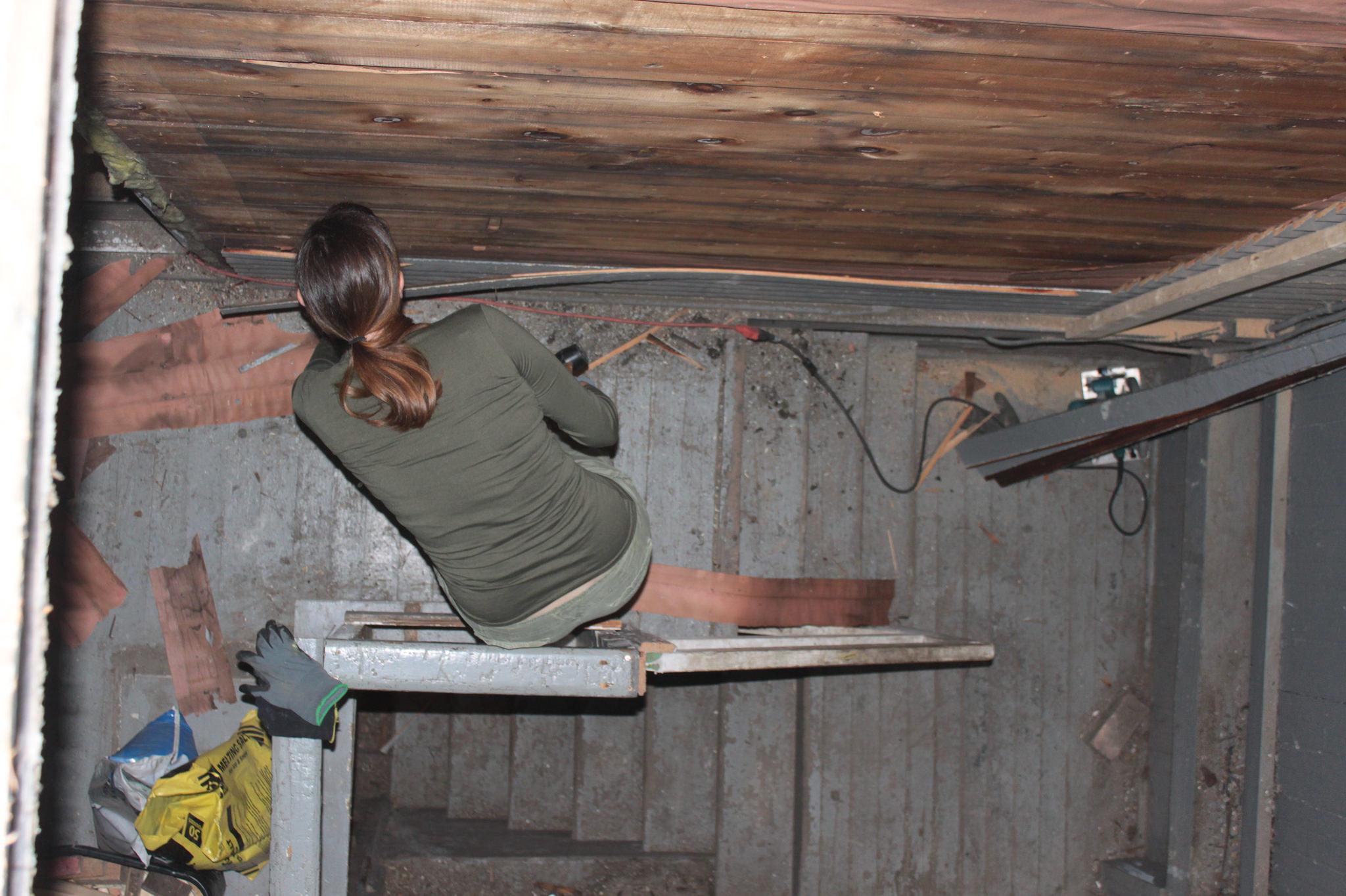Sliding Door Installation Two Flat Remade