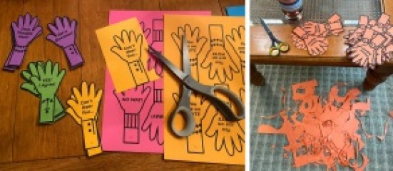 Zoom Hands for Book Club Refresh