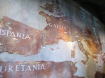 Rome: Old world maps
