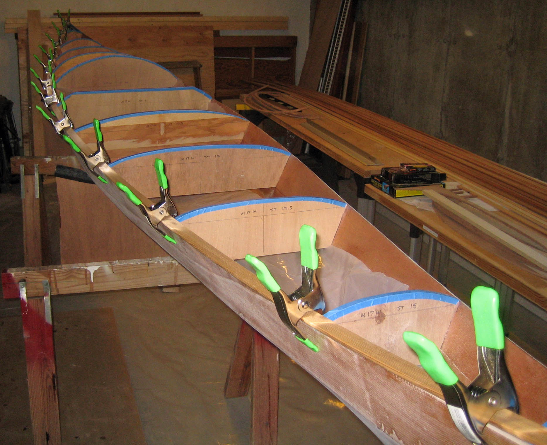 Strip Clamps