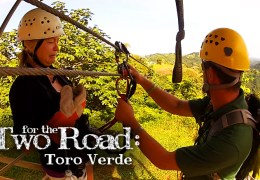 "Puerto Rico: Conquering ""The Beast"" at ToroVerde"